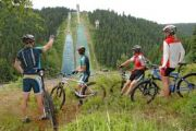 Rennsteig Mountainbike Tour