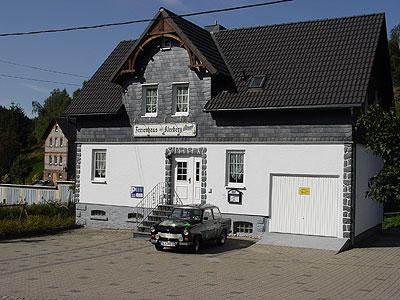 Ferienhaus am Kleeberg in Lichte